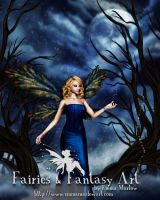 Fairy of the Mist by Emma by fairyinspired