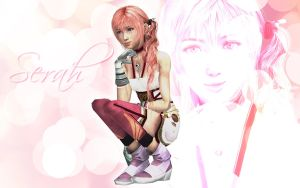 Serah by fleeting-flash