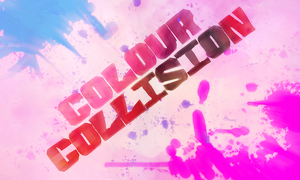 Colourful Collision by Sundamental