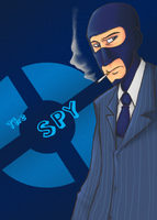The Spy by SuperKusoKao