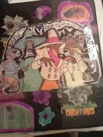 The Toon Patrol Weasels  On My Art Book Bander by 932-2063