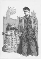 Doctor Who Comic Con 2 by kevinenhart