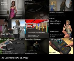 Collaborations of Areg5 by areg5