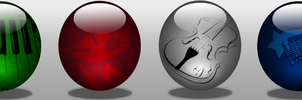 4 Orb Elements by Sp0rtskiller03