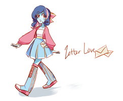 +++Letter Love by Archy-tan