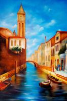 Venice by AriceOnly