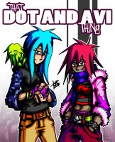 Dot and Avi...again. by PoisonRemedy