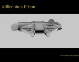 Falcon-008 by gmd3d