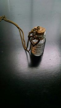 Quote Necklaces by TheMeTheyDontSee