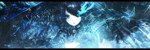 Black Rock Shooter by MsSimple