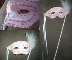 Princess Mask by blood-lillie