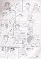 Luffy wins by AthenaGranger