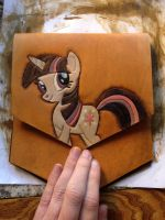 Twilight Sparkle Belt Bag by arabian92Knight