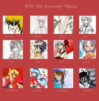 2010 Summary of Art by J-Popsicle