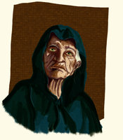 Old Nan by Curtana