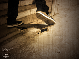 Rush the skate by jKeeO