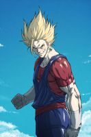 FUSION_VEGITO by PotemkinBuster