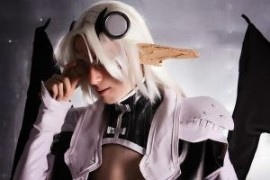 Chrno Crusade - Aion cosplay by Blackconvoy