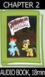 Daring Do and the secret of the 4th Wall - Chapt 2 by UltraTheHedgetoaster