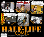 Half-Life Comic-the uncensored by GalooGameLady