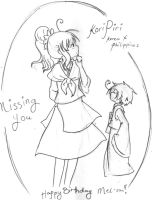KoriPiri *Missing You* by Fantashii