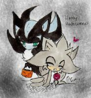 ..happy halloween... by YamiYumi