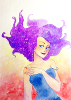 Miss Universe by Saaally