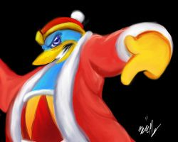 King Dedede by zoemoss