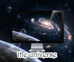 the universe by Floppy Tutorials by FLOPPYTUTOS14