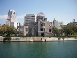 The A-Bomb Dome by PlaidRed