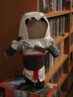 Altair Plush by Kaios-Wolf
