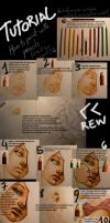 PENCIL TUTORIAL by FranciscoETCHART