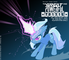 TBoTS - Trixie's Teleport Attempt by gravekeeper