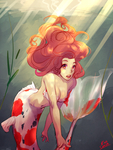 Koi by EvaBeeSmith