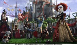 The Red Queen - in action by AliceInWonderland