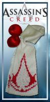 Assassins Creed Scarf by MadMouseMedia