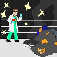 Dr. Insano reduces Cena to ash by X2j2012