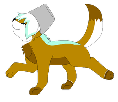 BucketHead.... LikeaBOSS by boxes-of-foxxes