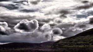 some clouds by JackDunn