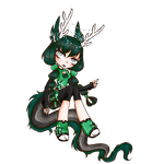 Dragon Girl Adopt Auction //CLOSED// by EmrysaAlbiona