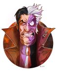 Two Face by Garvals
