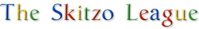 The Skitzo League as Google by tetsigawind