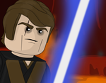 Lego Anakin Skywalker by TateShaw