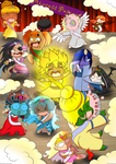Princess Pageant Rumble by mkonstantinov by zenx007