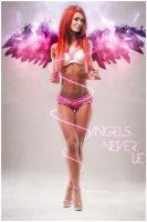 Angels Never Lie by The-proffesional