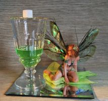 OOAK Bohemian fairy 3 by fairiesndreams