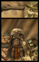 Post apocalipse comic by spacegoblin