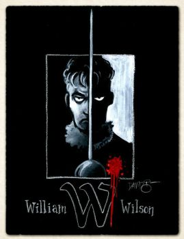 W is for William Wilson by Disezno