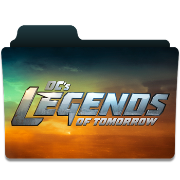 DC's Legends of tomorrow Legends cover1 by shafo3
