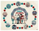 Stargate Atlantis Commission by Montygog